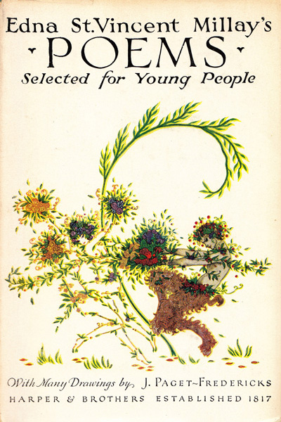 Edna St. Vincent Millay's Poems for Young People