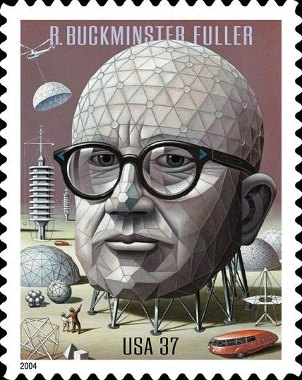 Ever Rethinking the Lord's Prayer: Buckminster Fuller