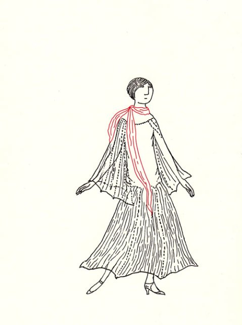 When Edward Gorey Illustrated Dracula: Two Masters of the