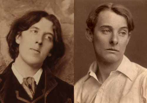 In a letter penned on a cold Oxford day in November of 1892, Wilde writes  Douglas: