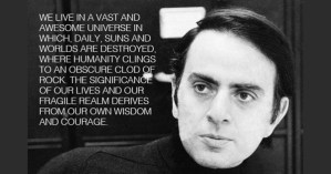 Carl Sagan on the Meaning of Life