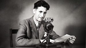 George Orwell on Money, Taxes, the Government, and the Real Measure of Patriotism