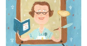 How Beloved Chef and Entrepreneur Julia Child Conquered the World: An Illustrated Life Story