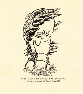 Feeding the Mind: Lewis Carroll's Rules for a Fine Information Diet and Healthy Intellectual Digestion
