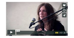 Patti Smith's Advice to the Young, by Way of William S. Burroughs