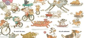 If Dogs Run Free: Bob Dylan's 1970 Classic, Adapted by Illustrator Scott Campbell