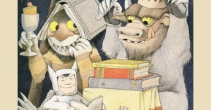 Maurice Sendak's Little-Known and Lovely Posters Celebrating Books and the Joy of Reading
