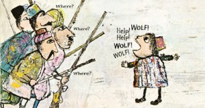 Gorgeous Vintage Illustrations for Aesop's Fables by Alice and Martin Provensen