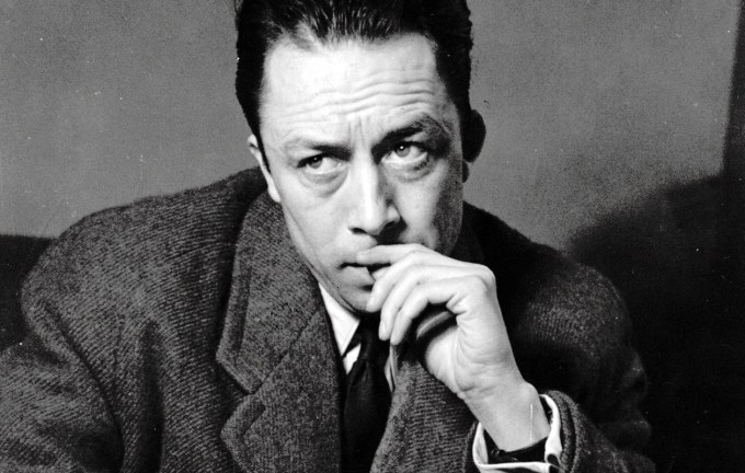 albert camus on what it means to be a rebel and the heart of human  albertcamus