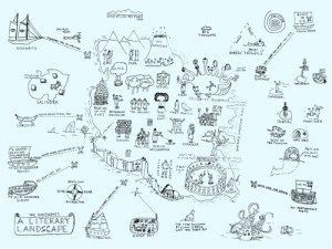 Where You Are: Cartography as Wayfinding for the Soul