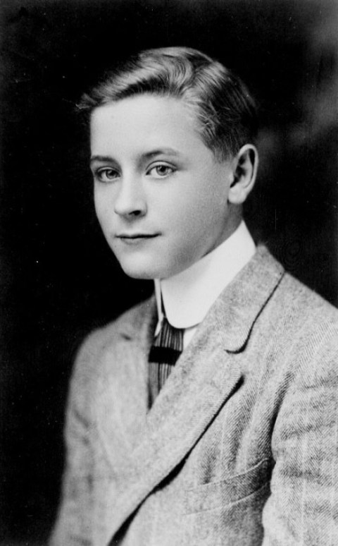 The Thoughtbook Of F Scott Fitzgerald An Endearing Record