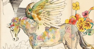 "Lord Byron's Epic Poem ""Don Juan,"" Annotated by Isaac Asimov and Illustrated by Milton Glaser"