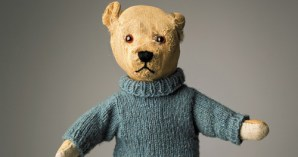 Much Loved: Portraits of Beloved Childhood Teddies