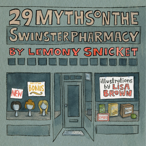 Lemony Snicket and Lisa Brown's Charming Illustrated Allegory about Curiosity, the Imagination, and the Subjectivity of Observation