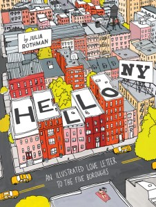Hello, New York: Julia Rothman's Illustrated Love Letter to Gotham's Five Boroughs
