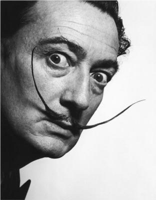"""Salvador Dalí's Sinister and Sensual Paintings for Dante's """"Divine Comedy"""""""