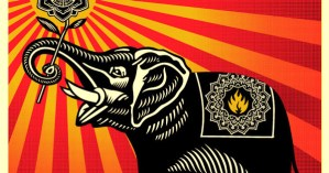 Shepard Fairey on Capitalism, Freedom, Selling Out, and What Makes Great Art