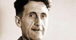 George Orwell on Money, Taxes, and the Government