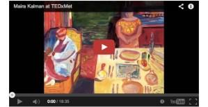 Maira Kalman at TEDxMet