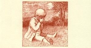 """Maurice Sendak's Rarest Art: His Vintage Illustrations for William Blake's """"Songs of Innocence"""""""