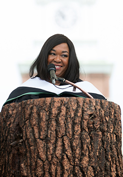 Shonda Rhimes on Dreaming vs. Doing, the Tradeoffs of Success, and the Blinders of Entitlement