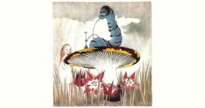 Tove Jansson's Rare Vintage Illustrations for Alice in Wonderland
