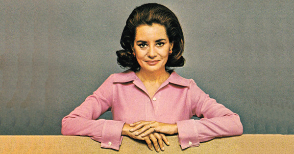 barbara walters on the art of conversation  how to talk to