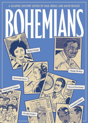 Bohemians: A Graphic History of Creative Mavericks
