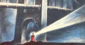 How a Vintage Children's Book Illustrated by Lynd Ward Saved New York's Iconic Little Red Lighthouse
