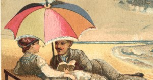 From a Gentleman to a Lady: A Clever Cryptographic Love Letter from the 1850s