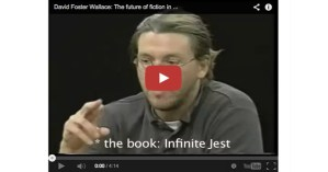 David Foster Wallace on the Redemptive Power of Reading and the Future of Writing in the Age of Information