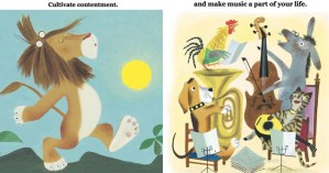 Everything I Need To Know I Learned From a Little Golden Book: Grown-up Advice on Modern Life from Vintage Children's Books
