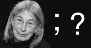 "Mary Oliver on the Magic of Punctuation and a Reading of Her Soul-Stretching Poem ""Seven White Butterflies"""