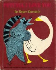 Petunia, I Love You: A Forgotten 1965 Children's Book