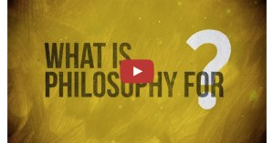What Is Philosophy For? A Beautiful Animated Manifesto for Undoing Our Unwisdom, Cultivating Our Character, and Gaining Perspective