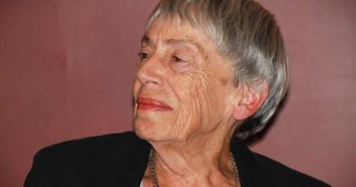 Ursula K. Le Guin on Being a Man