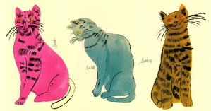 25 Cats Name Sam and One Blue Pussy: Andy Warhol's Little-Known Collaborations with His Mother
