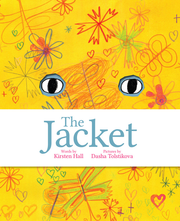 The Jacket: A Sweet Illustrated Meta-Story about How We Fall in Love With Books
