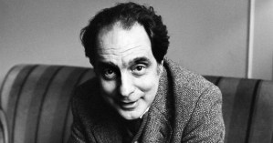 The Hedgehog and the Fox: Italo Calvino on the Two Types of Writers