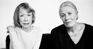 Vanessa Redgrave Reads Joan Didion's Harrowing 'Blue Nights'