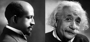 Albert Einstein's Little-Known Correspondence with W.E.B. Du Bois About Race and Racial Justice