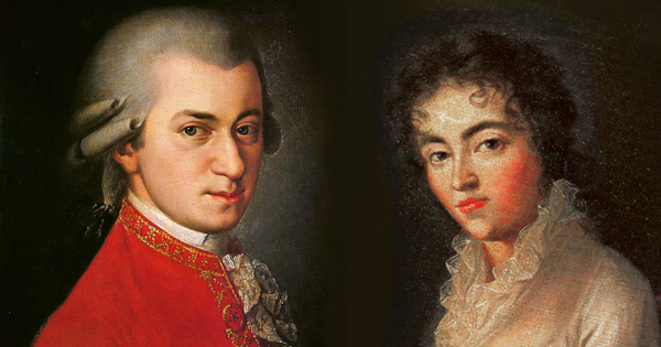 Mozart     s Magnificent Love Letter to His Wife     Brain Pickings