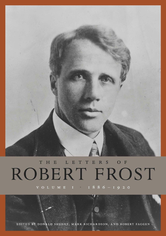 robert frost works