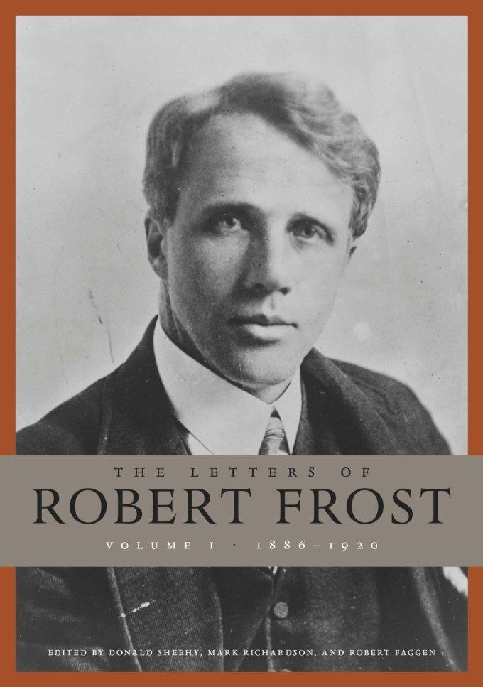 Robert frost essay