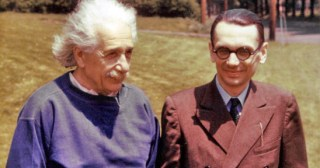 Einstein, Gödel, and Our Strange Experience of Time: Rebecca Goldstein on How Relativity Rattled the Flow of Existence