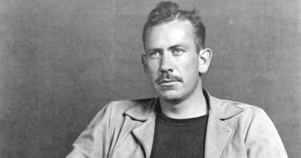 What was john steinbeck's philosophy?