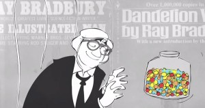 Ray Bradbury on Storytelling, Friendship, and Why He Never Learned to Drive: A Lost Vintage Interview, Found and Animated