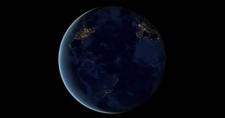 Our Luminous Humanity: What Earth's Nocturnal Selfie from Space Reveals About Who We Are