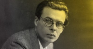 Aldous Huxley on How You Become Who You Are, How to Get Out of Your Own Way, and the Necessity of Mind-Body Education