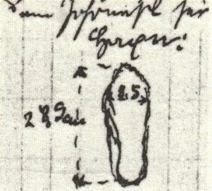 Albert einsteins love letters brain pickings in an earlier letter mileva had asked albert for his foot size so that she could knit him bootees but he refused on the pretext that he didnt want spiritdancerdesigns Choice Image